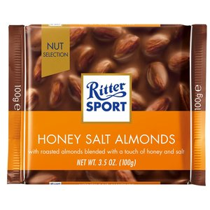 Ritter Sport Ritter Sport Honey Salt with Almonds 3.5