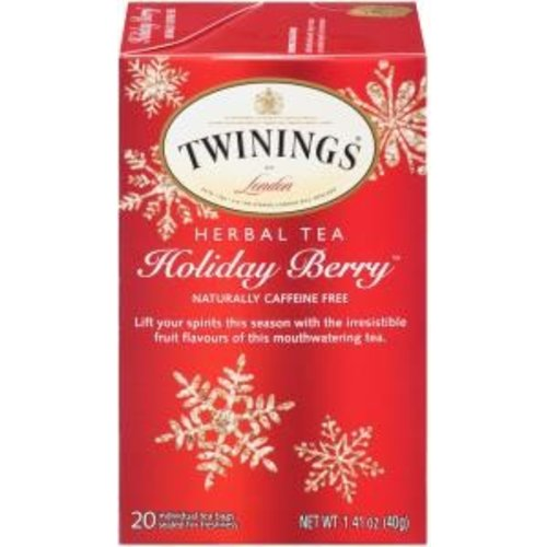Twinings Twinings Holiday Berry Tea 20s