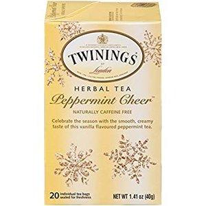 Twinings Twinings Peppermint Cheer Herbal Tea 20s