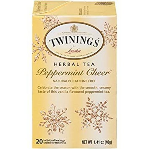 Twinings Twinings 20 CT Peppermint Cheer Herbal