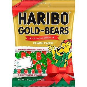 Haribo Haribo Gold Christmas Bears