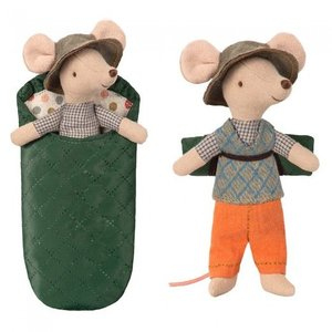 Maileg Maileg Hiking Mouse, Big Brother