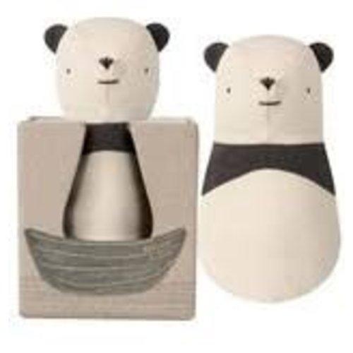 Maileg Maileg Noah's Friends, Panda Rattle