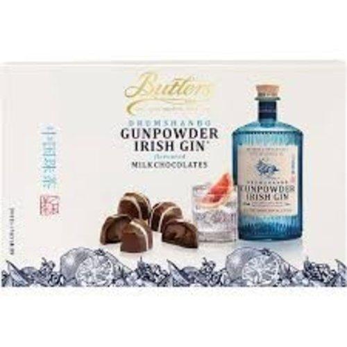 Butler's Butler's Drumshanbo Gunpowder Irish Gin Milk Chocolates