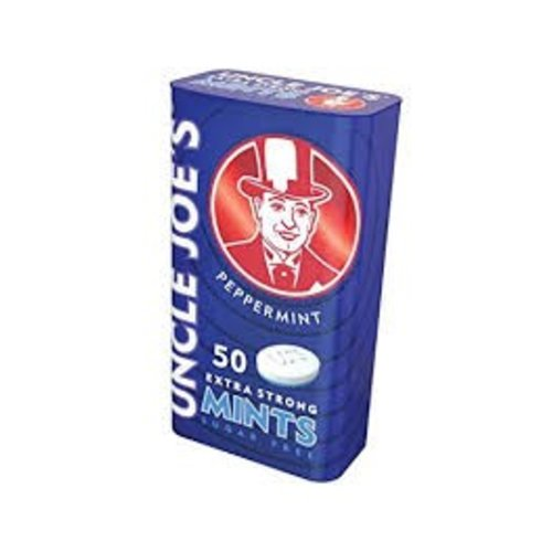 Uncle  Joes Uncle Joes Peppermint Mints