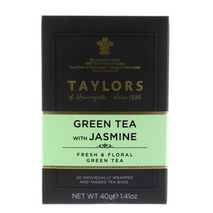 Taylor's of Harrogate Taylor's of Harrogate Green Tea with Jasmine 20s