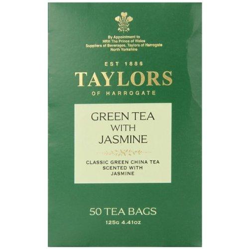Taylor's of Harrogate Taylor's of Harrogate Green Jasmine Tea 50s