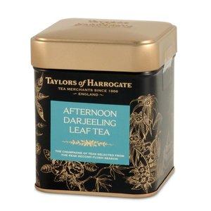 Taylor's Taylor's of Harrogate Afternoon Darjeeling Loose Tea Tin