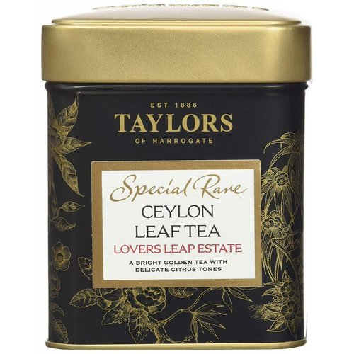 Taylor's of Harrogate Taylor's of Harrogate Ceylon Special Rare Lovers Leap Estate Tea Tin