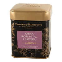 Taylor's of Harrogate China Rose Petal Loose Tea Tin