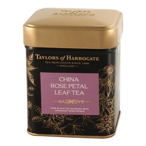 Taylor's of Harrogate Taylor's of Harrogate China Rose Petal Loose Tea Tin