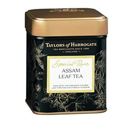 Taylors of Harrogate Taylors of Harrogate Doormur Dullung Special Rare Assam Loose Tea Tin