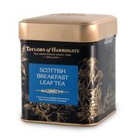 Taylors of Harrogate Scottish Breakfast Loose Tea Tin