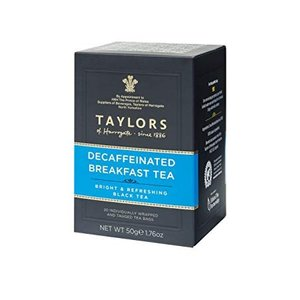 Taylor's of Harrogate Taylors of Harrogate Decaffeinated Breakfast Tea 20's