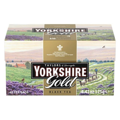 Taylor's of Harrogate Yorkshire Gold 40 count