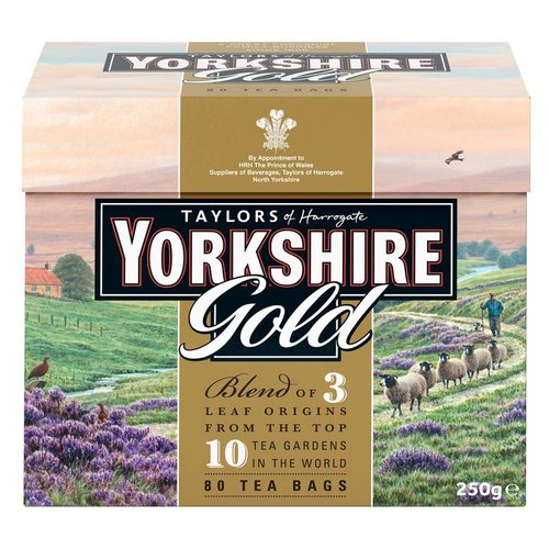 Taylors of Harrogate Taylors of Harrogate Yorkshire Gold 80s