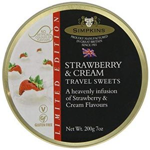 Simpkins Simpkins  Strawberry & Cream
