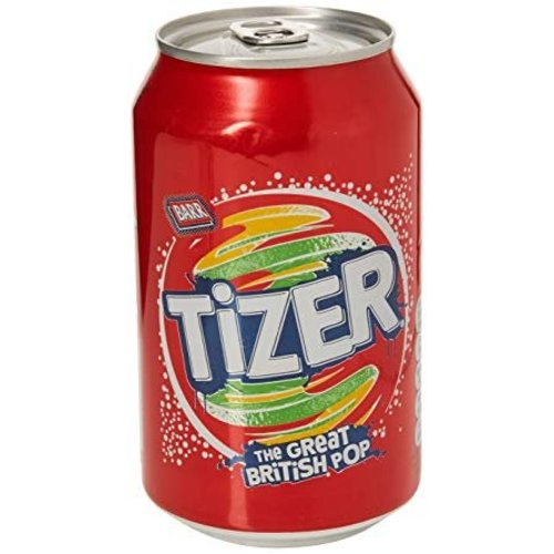 Tizer The Great British Pop