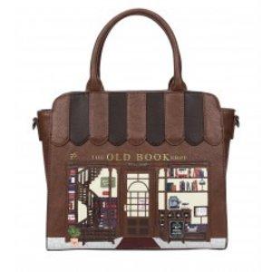 Vendula Vendula Book Shop Coffee Grace Bag