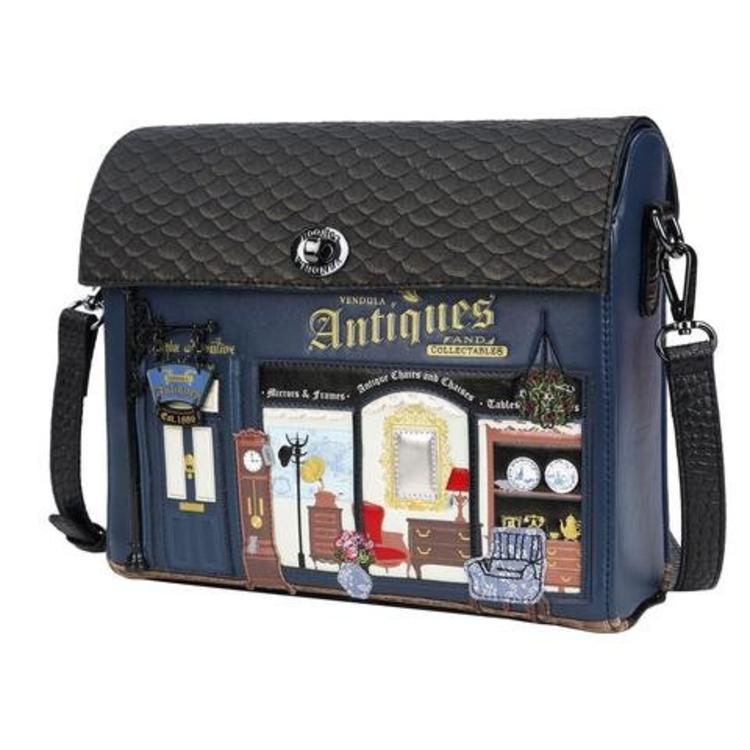 Vendula Antiques Box Bag - British Isles 6cf62abc78c72