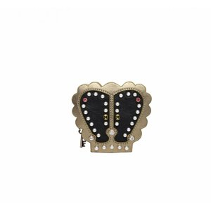 Vendula Vendula Pearly Queens Crown Shaped Coin Purse