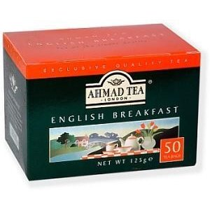 Ahmad Tea Ahmad tea english breakfast 50s