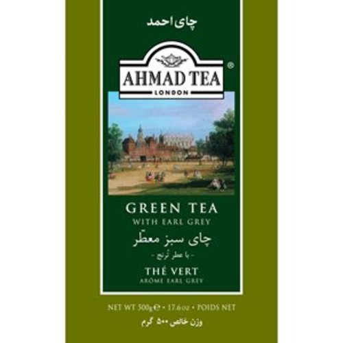 Ahmad Tea Ahmad tea Green Tea with Earl Grey 500g