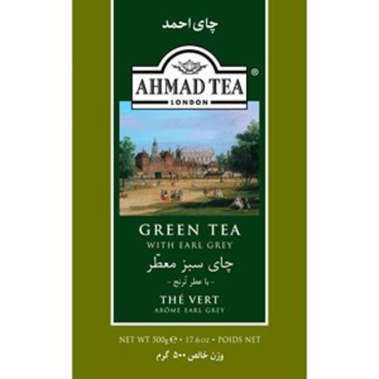 Ahmad Tea Ahmad tea Green Tea with Earl Grey 500g