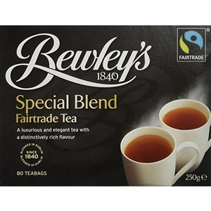 Bewley's Tea of Ireland Bewleys Special Blend Tea 80s