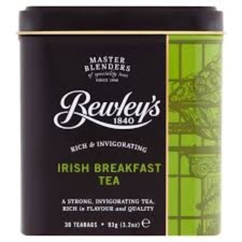 Bewley's Tea of Ireland Bewley's Irish Breakfast Tea Tin 30s