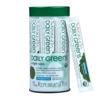 Daily Green Single Sips