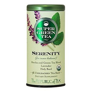 Republic of Tea Super Green Serenity Tea