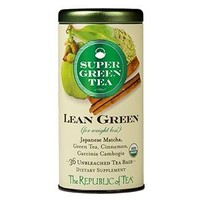 Super Green Lean Green Tea