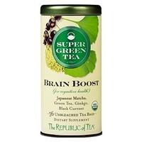 Republic of Tea Super Green Brain Boost Tea