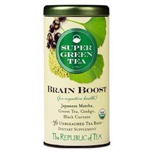 Republic of Tea Republic of Tea Super Green Brain Boost Tea