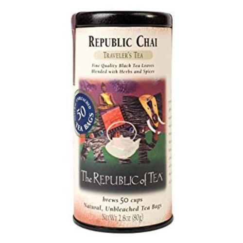 Republic of Tea Republic of Tea Republic Chai Tea