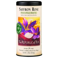 Saffron Rose Tea