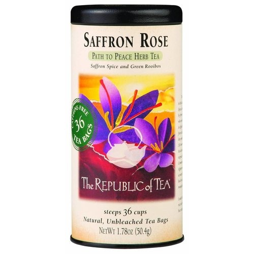 Republic of Tea Republic of Tea Saffron Rose Tea