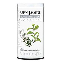 Republic of Tea Asian Jasmine White Tea