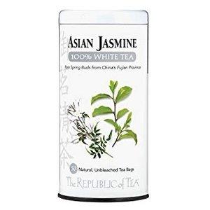 Republic of Tea Asian Jasmine White Tea