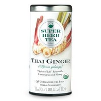 Super Herb Thai Ginger Tea