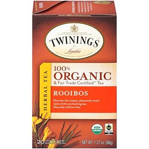 Twinings Twinings  20 CT Organic Rooibos Herbal