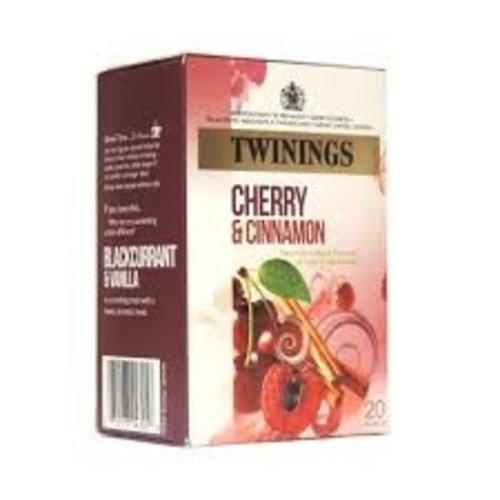 Twinings Twinings 20 CT Cherry and Cinnamon