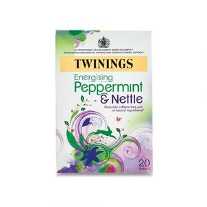 Twinings Twinings 20 CT Energising Peppermint and Nettle