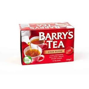 Barry's Tea Barry's Gold Blend 80s