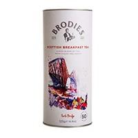 Brodie's Scottish Breakfast Tea Drum