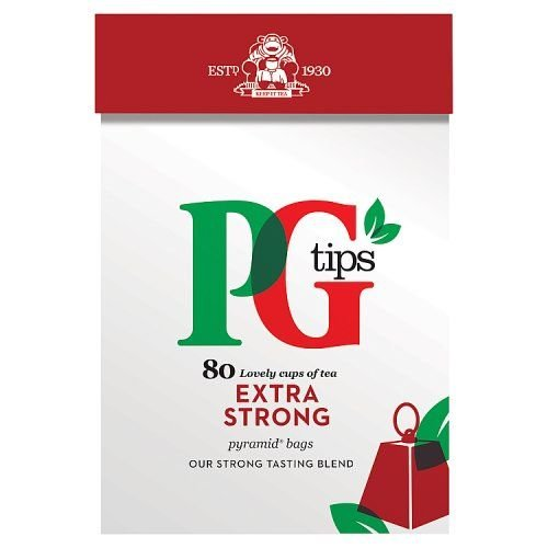 PG Tips PG Tips Extra Strong 80s