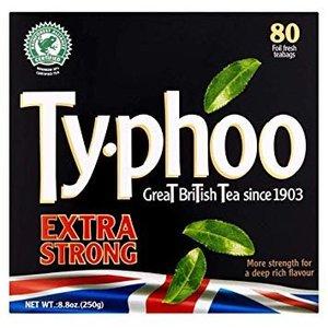 Typhoo Typhoo Extra Strong