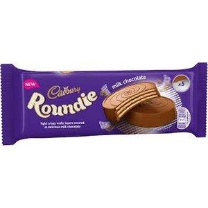 Cadbury Cadbury Roundie Milk Chocolate Biscuits