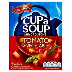 Batchelors Batchelor's Cup-a-Soup Tomato Vegetable